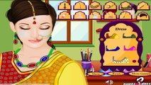 Indian Wedding Makeup | Best Game for Little Girls - Baby Games To Play