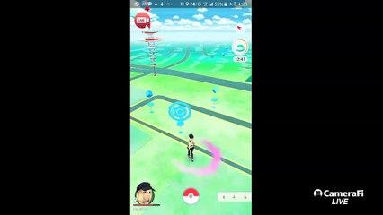 [PokemonGo!] Gotcha in Korea~ (2)