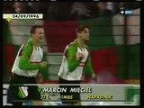 24.09.1996 - 1996-1997 UEFA Cup 1st Round 2nd Leg Legia Warszawa 2-0 Panathinaikos FC