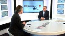 Bernard Accoyer (LR): «Emmanuel Macron est le candidat du hollandisme, de la gauche»