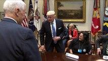 Les Etats-Unis amorcent un changement de cap anti-libre-échange