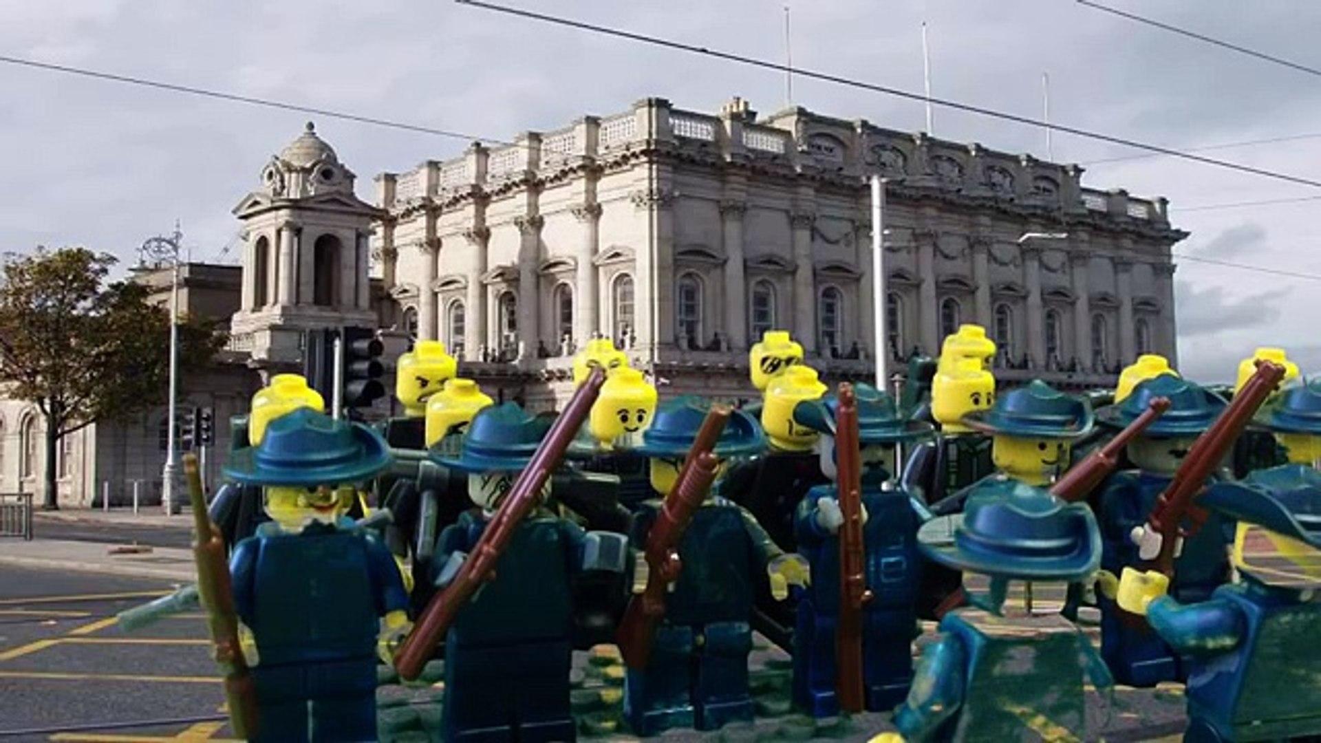 Lego 1916 The Movie