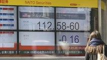 El sector automotor nipón cae en Bolsa tras la retirada de EEUU del TPP