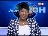 RTI - Edition de 20h du JT vendredi 03 octobre 2014