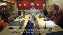 """Éric Zemmour : """"Hamon et Valls, c'est un peu Corbyn et Blair"""""""