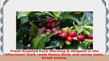 Tanzanian Northern Peaberry Coffee Beans 25 pounds Whole Beans Medium Roast Full City 826fc528