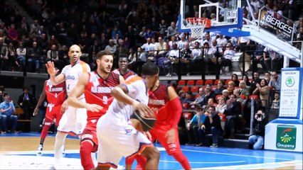 Boulazac Basket Dordogne - Aix-Maurienne