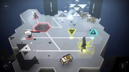 Deus Ex GO - Gameplay