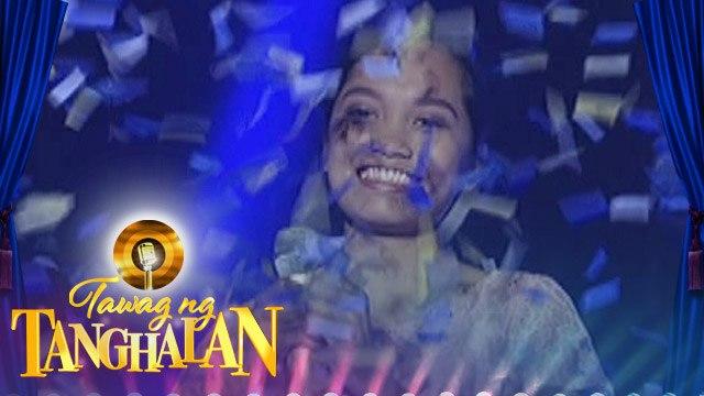 Tawag ng Tanghalan: Joylaine Canonio continues her victory!