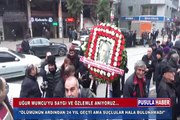 Uğur Mumcu'yu ölümünün 24. yıl dönümünde saygı ve sevgiyle anıyoruz...