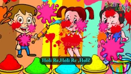 5 Hindi Rhymes