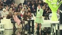 Mode: Chanel s'inspire de l'art-déco pour son défilé couture