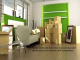 House Clearance Services in West Sussex