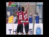 شاهد أحمد الشيخ يؤازر ويساند محمد أبو تريكة بعد احرازه هدف في مباراة مصر و كندا العسكرية بالاحتفال بطيارة تريكة