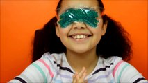 New Orbeez Spa!! Soothing Eye Mask | Kids Review | Toys AndMe