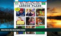 PDF  Early Learning Thematic Lesson Plans, Grades PK - 1: 32 Thematic Lesson Plans for A
