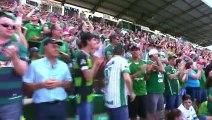 Premier match, premier but de Chapecoense, New-Look !