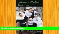 FREE [DOWNLOAD] Women in Muslim Family Law, 2nd Edition (Contemporary Issues in the Middle East