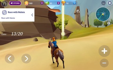 Horse Adventure: Tale of Etria - Android gameplay PlayRawNow