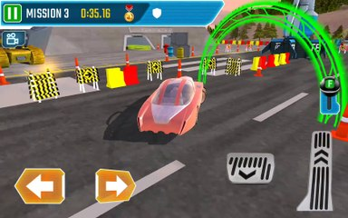 Parker's Driving Challenge - Android gameplay PlayRawNow