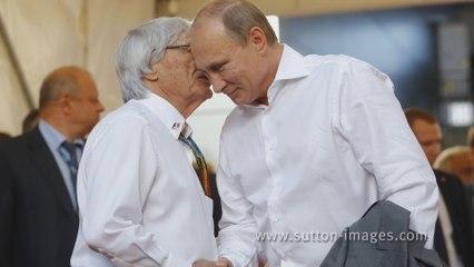Bernie Ecclestone - Mister Formel 1 muss die Biege machen