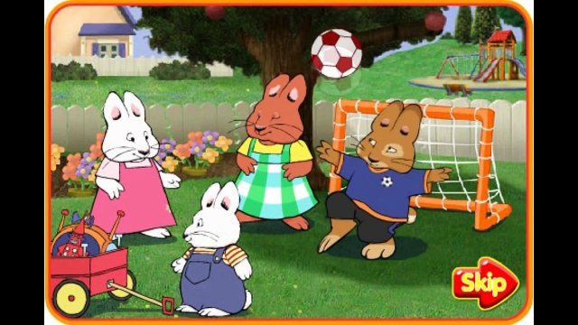 Full Max and Ruby Game - Max and Ruby Toy Parade