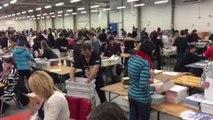 Vosges : neuf millions de documents envoyes aux electeurs pour les elections regionales...