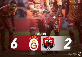 All Goals & Extended Highlights - Galatasaray 6-2 Erzincanspor - 24.01.2017 HD