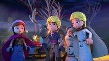 La Reine des Neiges: Magie des Aurores Boréales - Épisode 2 (Frozen - Disney - Lego - Animation - Court métrage)