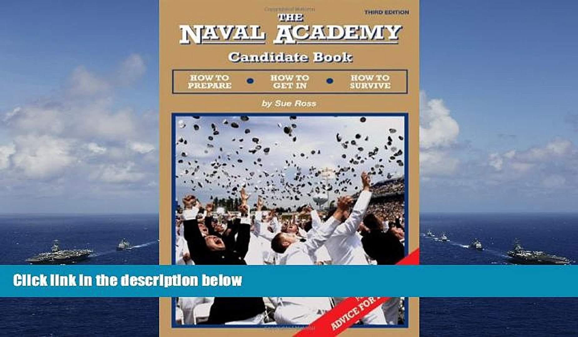 Download [PDF]  The Naval Academy Candidate Book:  How to Prepare, How to Get In, How to Survive