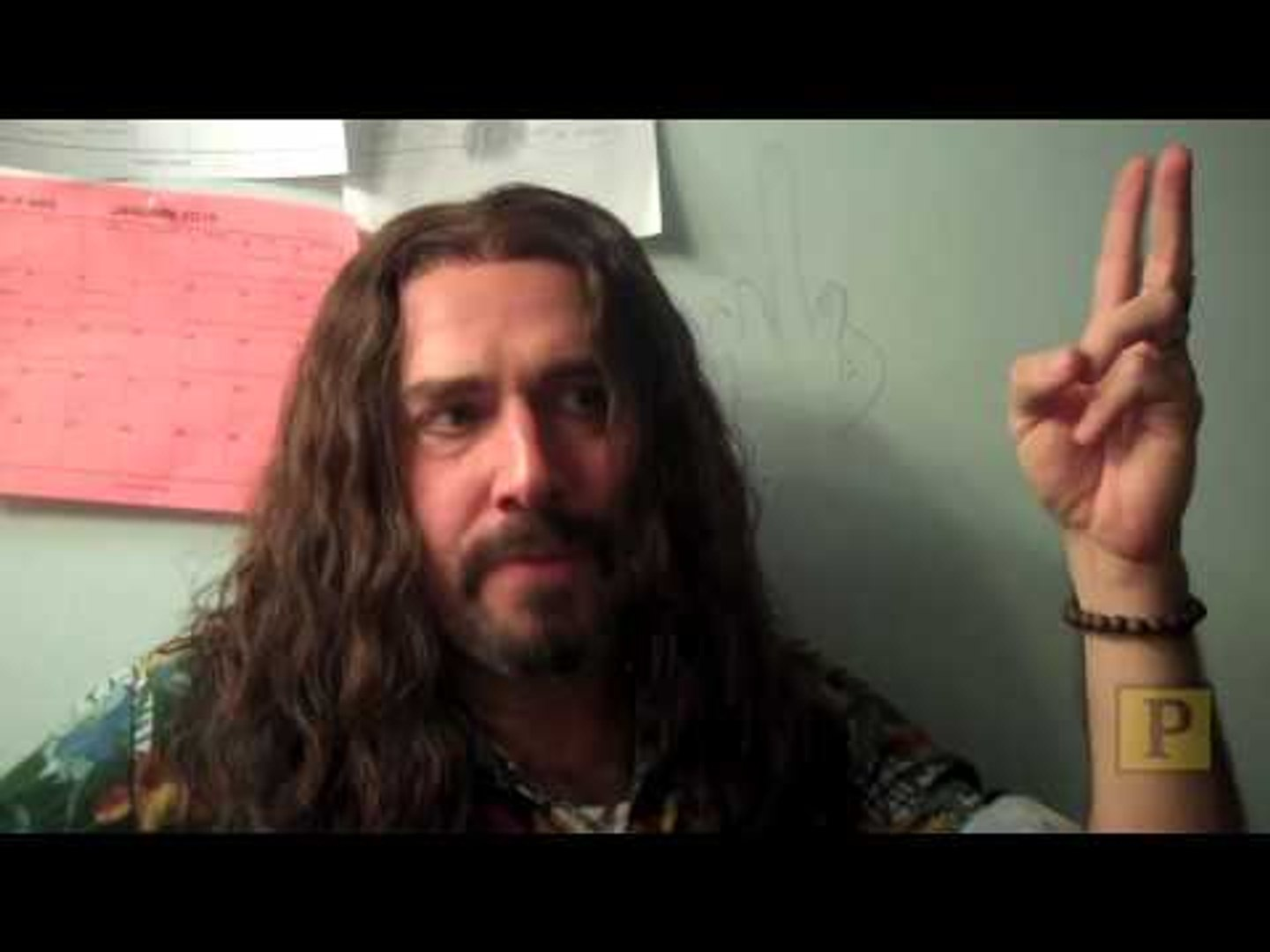 A Backstage Farewell to Rock of Ages Starring Chester See, Part 1