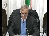 Roma - Audizione Alleva, presidente Istat (24.01.17)