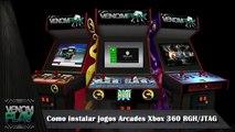 Como Instalar Jogos Arcades (XBLA) no HD Externo ou Pendrive no Xbox 360 RGH/JTAG