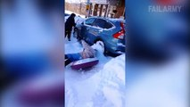 Epic Skiing and Snowboarding & Icy Water Fails || Sport Fails Compilation 2016 || Best fai