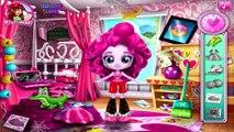 MLP: Equestria Girls Minis - Pinkie Pies Room Prep (My Little Pony Minis Episode)