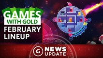 Free Xbox One/360 Games With Gold For February 2017 - GS News Update