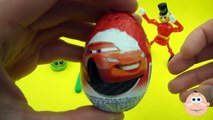 Kinder Surprise Egg Learn A Word! Lesson I Teaching Spelling & Letters Unwrapping Eggs & Toys