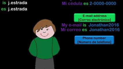 Lesson 09 S(EXTRA 3) Información Personal 2