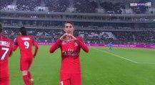 FC Girondins Bordeaux 1-4 Paris Saint-Germain - Tous Les Buts Exclusive , All Goals (24/01/2017)
