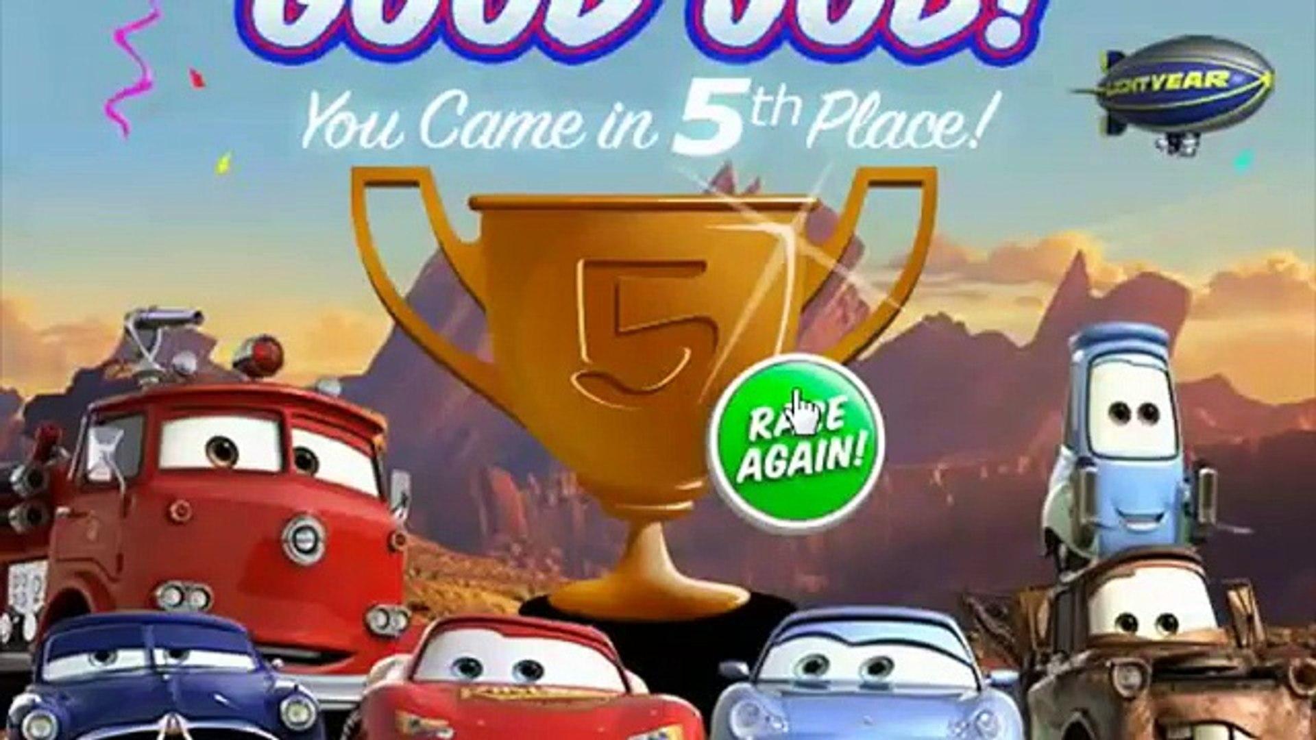 Cars 2 | Desert Race | Kids Games TV