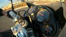 Honda CBR 125 Top Speed - video dailymotion