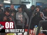 Freestyle de OR dans le Planète Rap de Sofiane