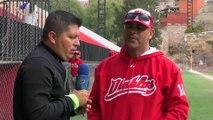 Entrevista al Dir. de Desarrollo del Diablos Rojos Victor Ledezma previo al Diablos de San Luis de la Paz vs Piratas