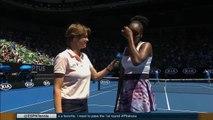 Venus Williams Funny Interview - AUSTRALIAN OPEN 2017
