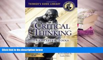 Audiobook  The Miniature Guide to Critical Thinking-Concepts and Tools (Thinker s Guide) Full Book