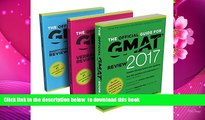 FREE [DOWNLOAD] The Official Guide to the GMAT Review 2017 Bundle + Question Bank + Video GMAC