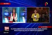 Odebrecht: detienen a otro funcionario peruano implicado en cobro de coimas