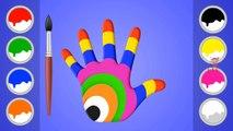 Бодиарт обучение видео цвета для детей цвета для детей дети детские игры видео