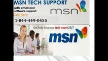 MSN Customer Support Number 1-844-449-0455 Phone Number