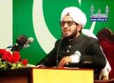 His Excellency Sahibzada Sultan Ahmad ALI Sb explaining about reality of belief of Sahaba